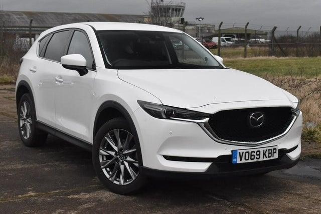 2020 Mazda CX-5 2.2TD Sport (NAV+) (150ps) (2WD)(s/s) (69 reg)