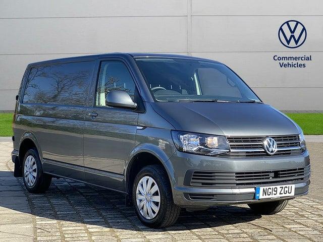 2019 Volkswagen Transporter 2.0TDI T28 Trendline BMT SWB (102ps)(Eu6) (19 reg)