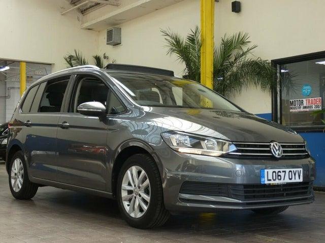 2018 Volkswagen Touran 1.6TDI SE Family DSG (67 reg)