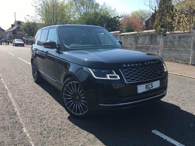 2020 Land Rover Range Rover 3.0 SDV6 Vogue (69 reg)