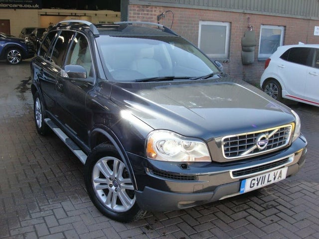 2011 Volvo XC90 2.4TD D5 SE (200ps) Geartronic (1C reg)