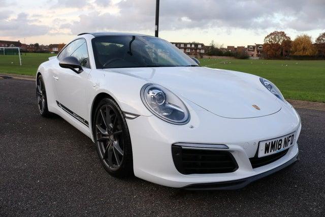 2018 Porsche 911 3.0 Carrera T (s/s) PDK (18 reg)