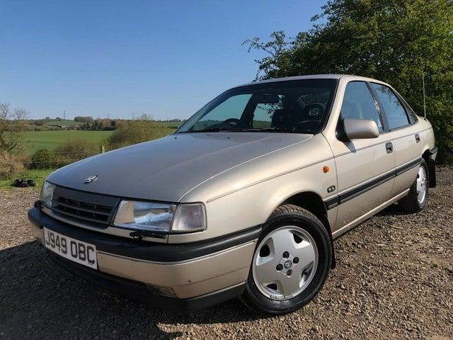 1992 Vauxhall Cavalier 2.0 CD Saloon 4d auto