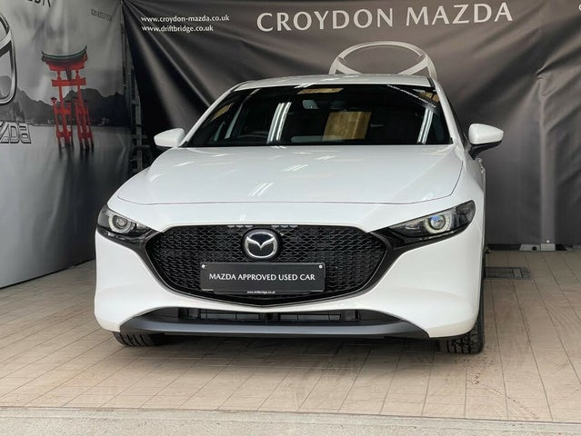 2021 Mazda Mazda3 2.0 Sport Hatchback 5d Auto (21 reg)