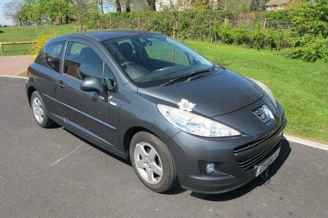 2010 Peugeot 207 1.4 Millesim 75 3d 1360cc (3W reg)