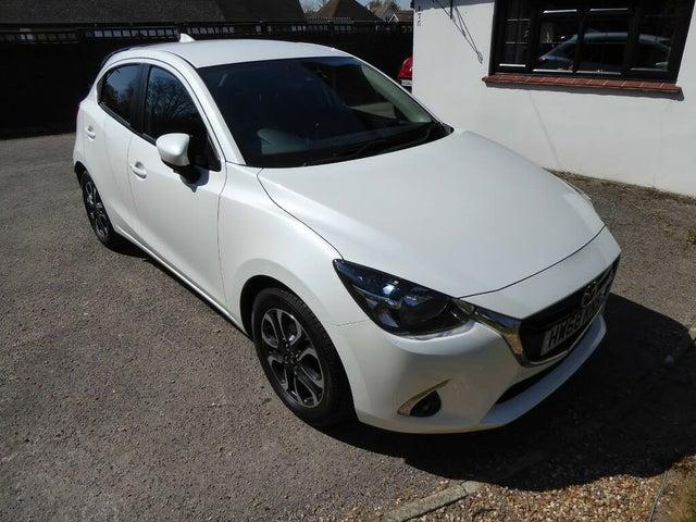 2019 Mazda Mazda2 1.5 Sport (Nav)+ Auto (52 reg)