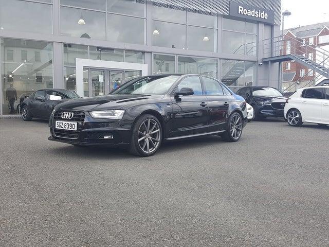 2015 Audi A4 2.0TD Black Edition PLUS (177ps) (Z8 reg)