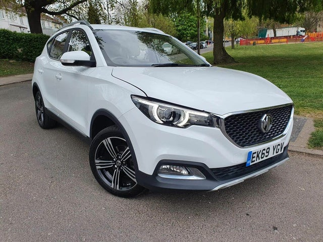 2019 MG ZS 1.0T GDI Exclusive (111ps) (69 reg)