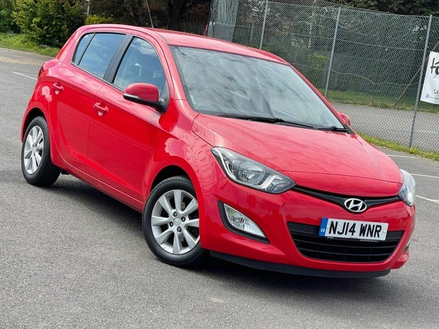 2014 Hyundai i20 1.2 Active 5d (14 reg)