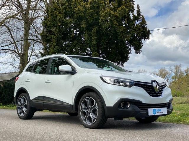 2017 Renault Kadjar 1.2 TCe Dynamique S Nav (s/s) (67 reg)