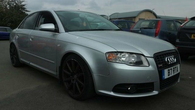 2005 Audi A4 2.0TD S Line (RT reg)