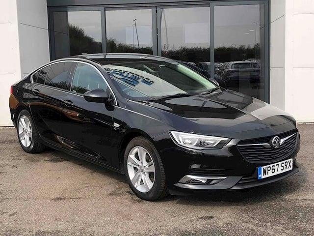 2017 Vauxhall Insignia Grand Sport 1.6TD SRi (Nav) (136ps) ECOTEC (67 reg)