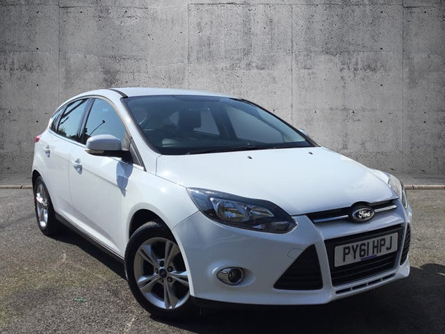 2012 Ford Focus 1.6 Zetec TI-VCT (125ps) Hatchback (61 reg)