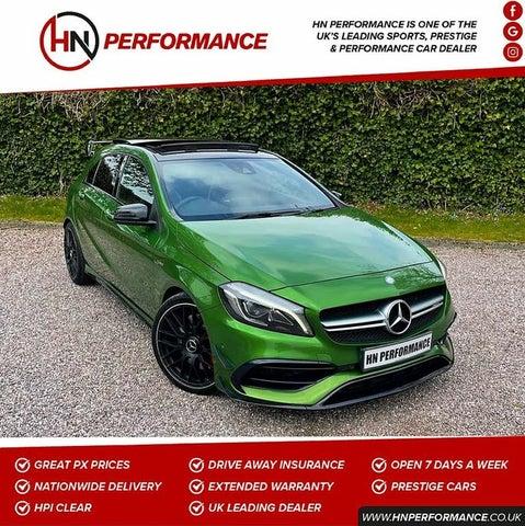 2016 Mercedes-Benz A-Class 2.0 A45 AMG (Premium)(s/s) (D1 reg)