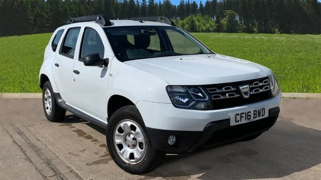 2016 Dacia Duster 1.5dCi Ambiance (110bhp) (s/s) Station Wagon 5d (16 reg)