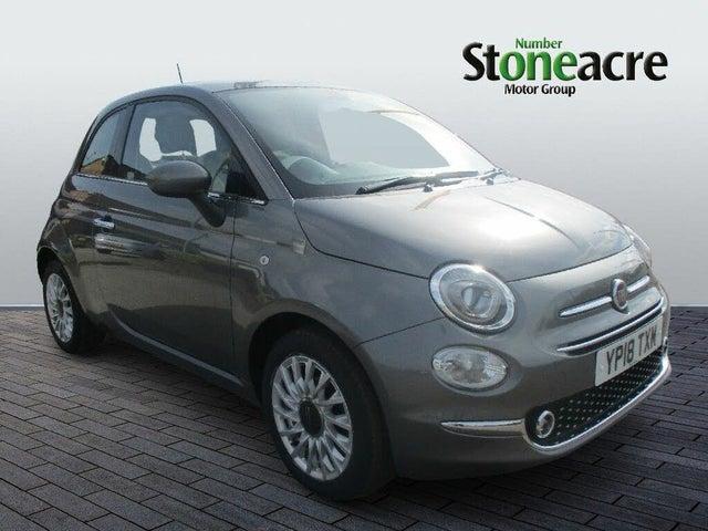 2018 Fiat 500 1.2 LOUNGE (18 reg)