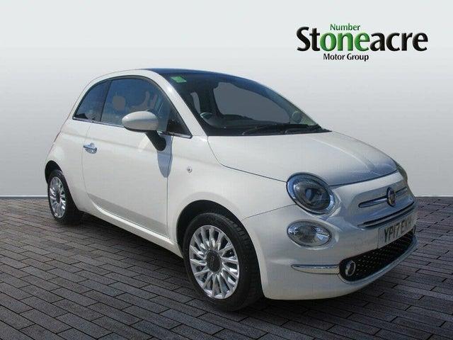 2017 Fiat 500 1.2 LOUNGE (17 reg)