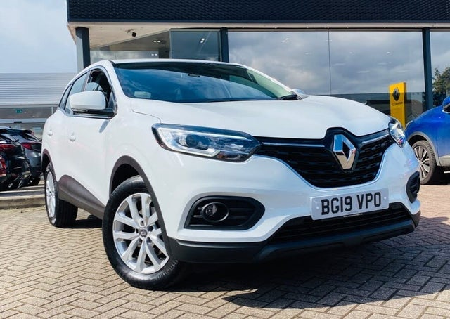 2019 Renault Kadjar 1.3 TCe Play (19 reg)