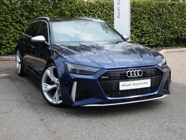 2021 Audi RS6 Avant for sale in Taunton - CarGurus.co.uk