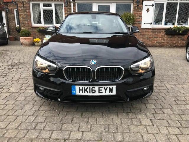 2016 BMW 1 Series 1.5 118i SE 3d Auto (A1 reg)
