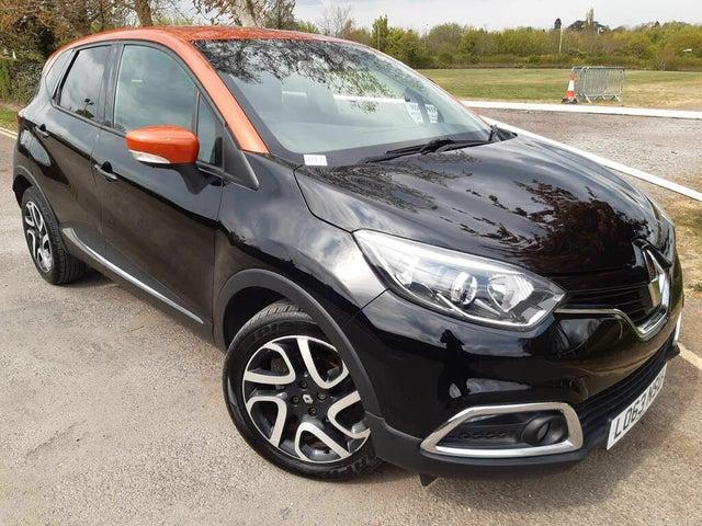 2013 Renault Captur 0.9 Dynamique S (63 reg)