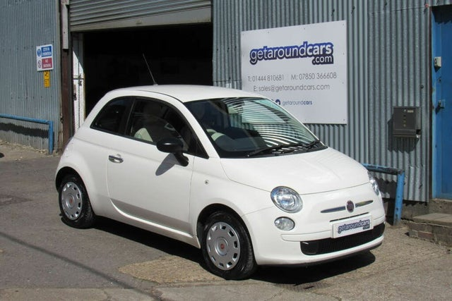 2012 Fiat 500 1.2 POP (12 reg)