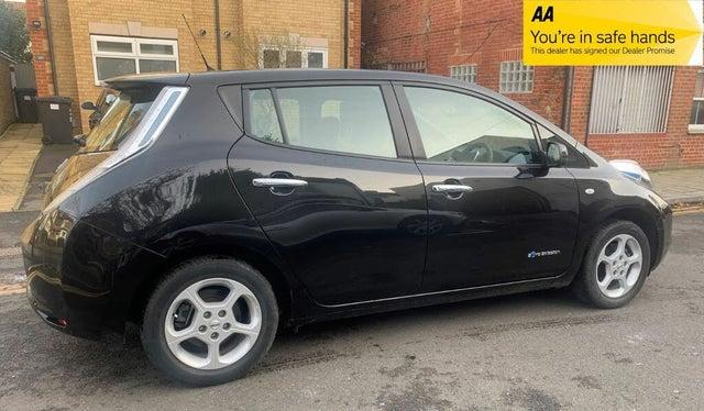 2017 Nissan Leaf E Acenta (80kw) (30kWh) (17 reg)