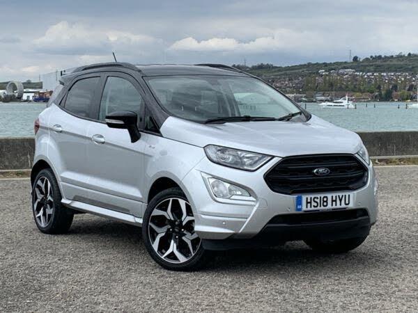 2018 Ford EcoSport ST-LINE (18 reg)