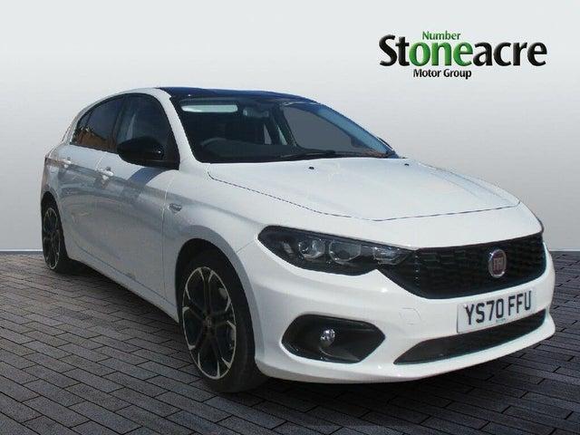 2020 Fiat Tipo 1.4 S-Design MORE (70 reg)