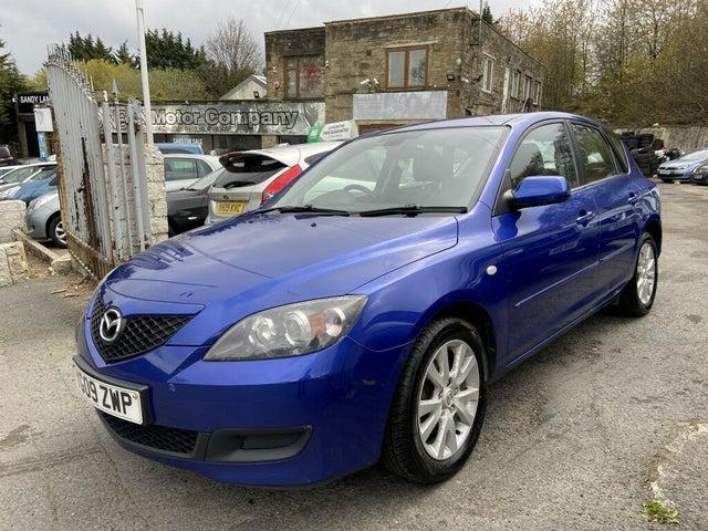 2009 Mazda Mazda3 1.6 TS2 Nav (09 reg)