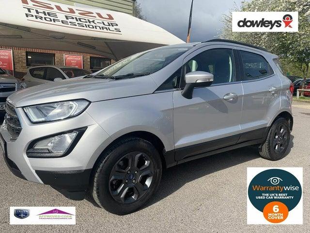 2018 Ford EcoSport 1.0T Zetec (125ps) Auto (18 reg)