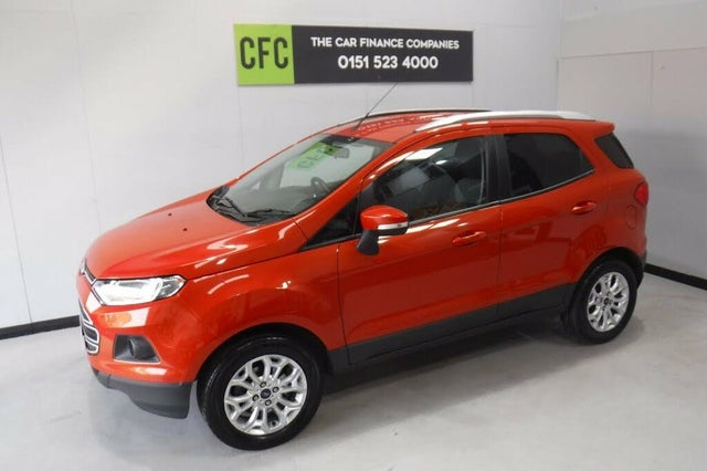 2015 Ford EcoSport 1.5 Zetec (65 reg)