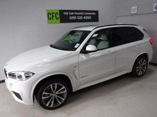 2014 BMW X5 3.0TD xDrive30d M Sport (258bhp) Steptronic (64 reg)