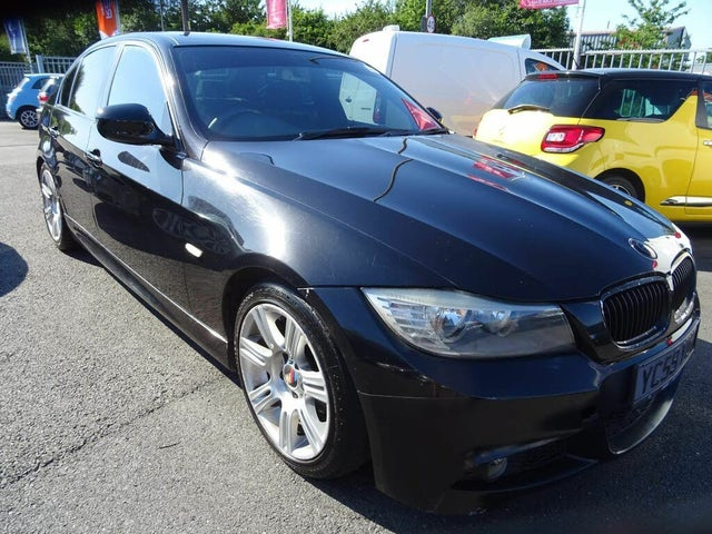 2009 BMW 3 Series 2.0TD 318d M Sport auto (59 reg)