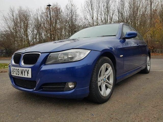 2009 BMW 3 Series 2.0 320i M Sport Saloon 4d (09 reg)