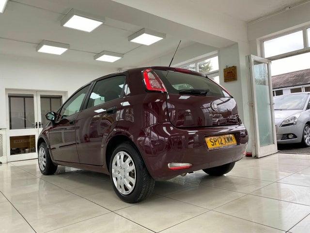 2012 Fiat Punto 1.2 POP 5d (12 reg)