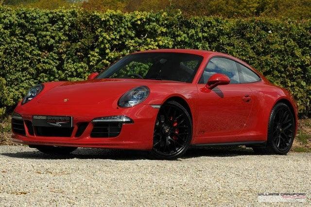 2014 Porsche 911 3.8 Carrera GTS Coupe PDK (64 reg)
