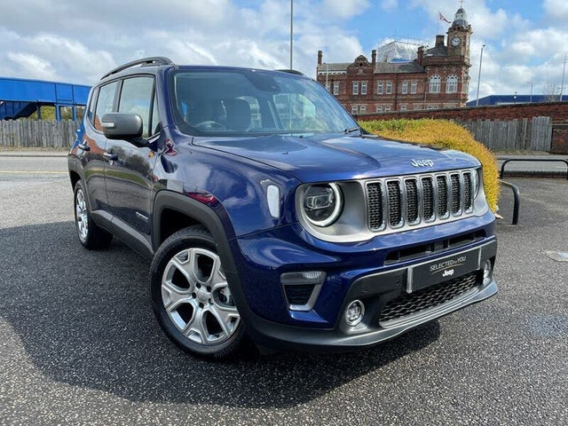 2020 Jeep Renegade 1.0 GSE Limited (70 reg)