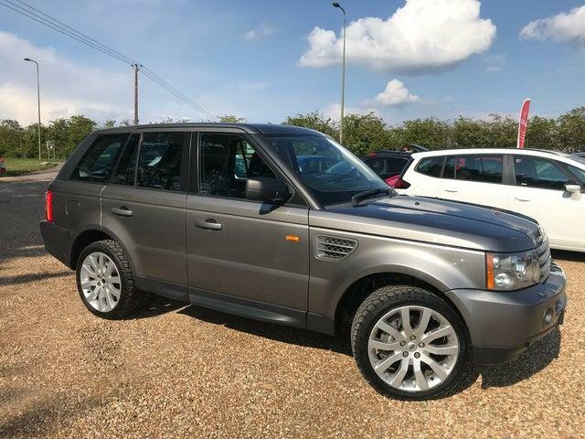2007 Land Rover Range Rover Sport 3.6TD HSE (57 reg)