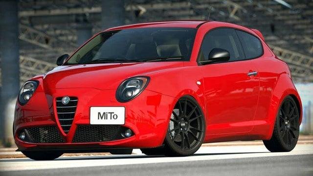 2011 Alfa Romeo MiTo 1.3TD Sprint (61 reg)