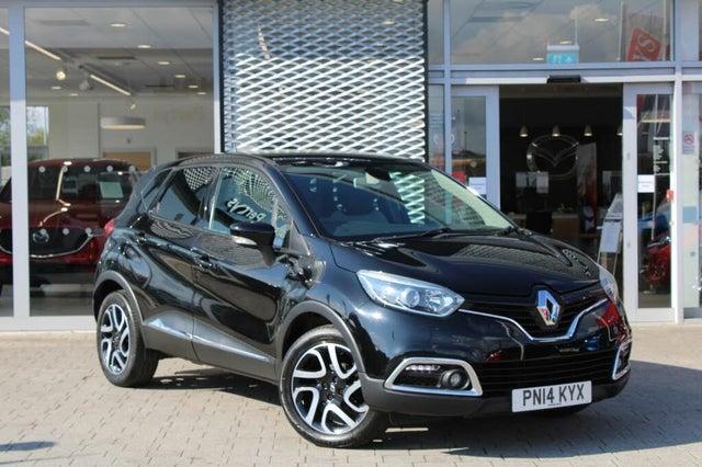 2014 Renault Captur 0.9 Dynamique (MediaNav) (s/s) (14 reg)