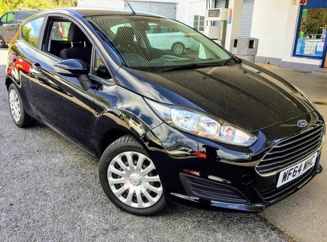 2014 Ford Fiesta 1.5TDCi Style 3d (0C reg)