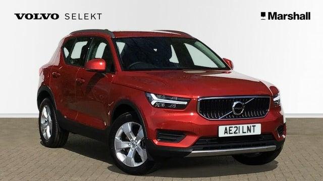 2021 Volvo XC40 2.0 B4 Momentum (197bhp) Geartronic (1X reg)