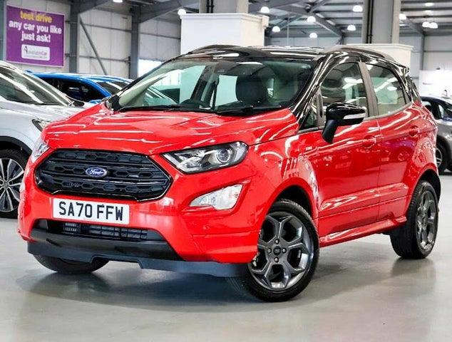 2020 Ford EcoSport 1.0T ST-Line (125ps) (70 reg)