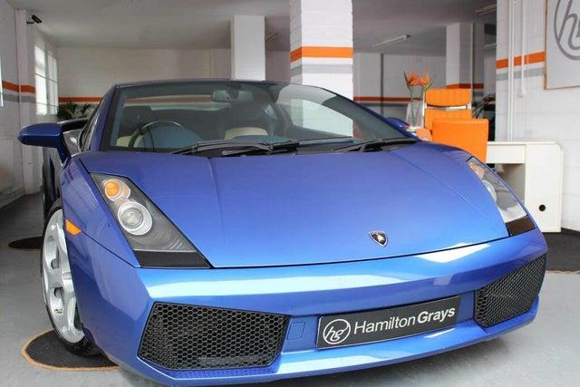 2005 Lamborghini Gallardo 5.0 (WG reg)