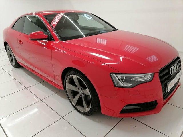 2013 Audi A5 2.0TD Black Edition (177ps) Coupe 2d (13 reg)