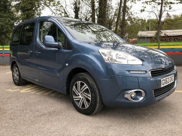2012 Peugeot Partner 1.6HDi Tepee S (92bhp) (62 reg)