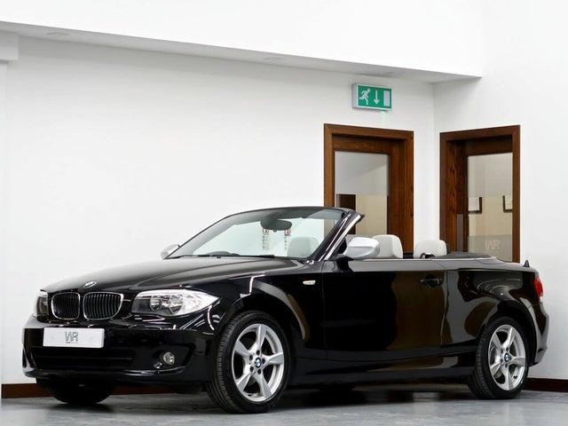 2012 BMW 1 Series 2.0 120i Exclusive Edition Convertible (AU reg)
