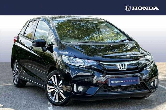 2017 Honda Jazz 1.3 i-VTEC EX Navi CVT (67 reg)