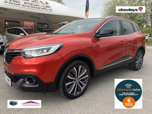 2018 Renault Kadjar 1.6dCi Signature Nav ENERGY (67 reg)